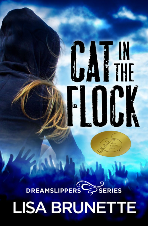 BRAG medallion ebook CAT IN THE FLOCK