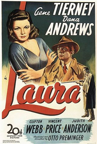 The 1944 Movie 'Laura' Reveals Just How Broken Publishing Is - and Maybe the Whole Economy