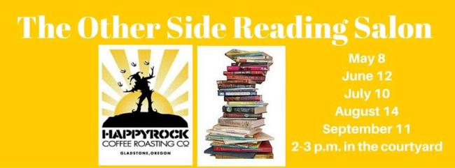 Upcoming Event: The Other Side Reading Salon