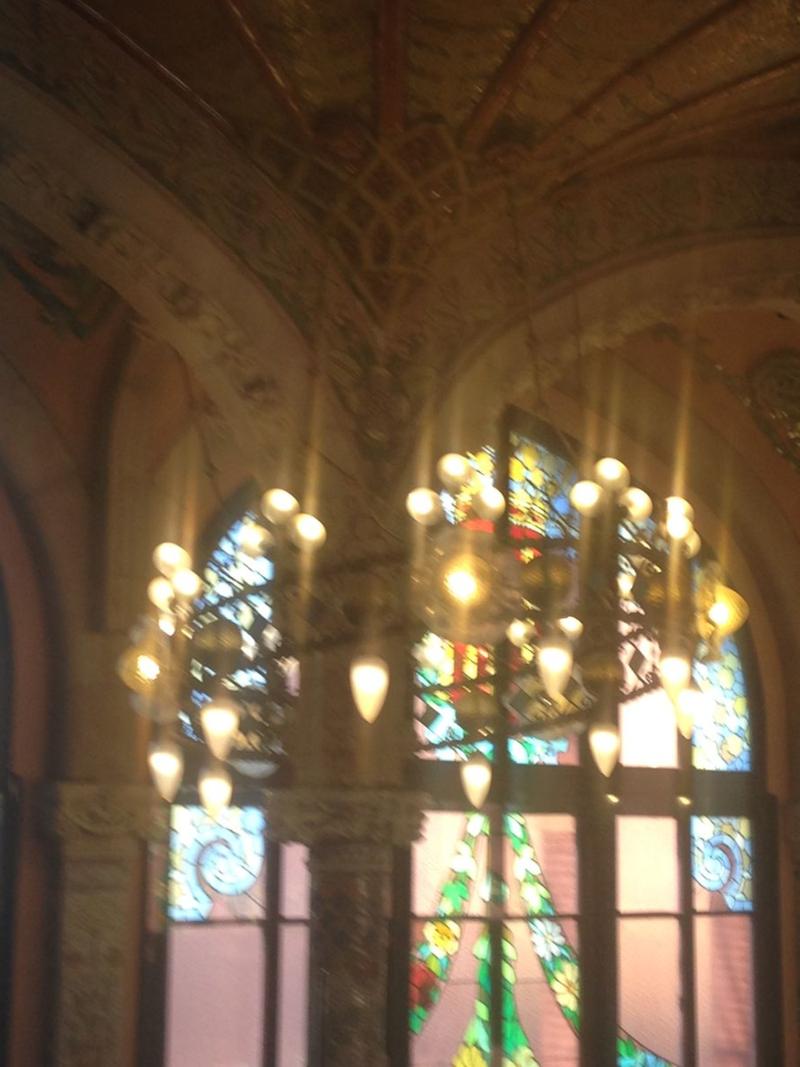 Palau X chandelier