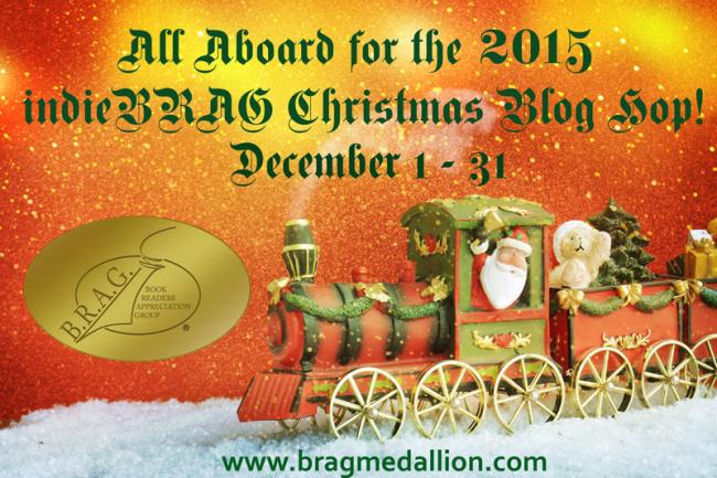 The indieBRAG Christmas Blog Hop: My Miami Christmas Tree, and More!