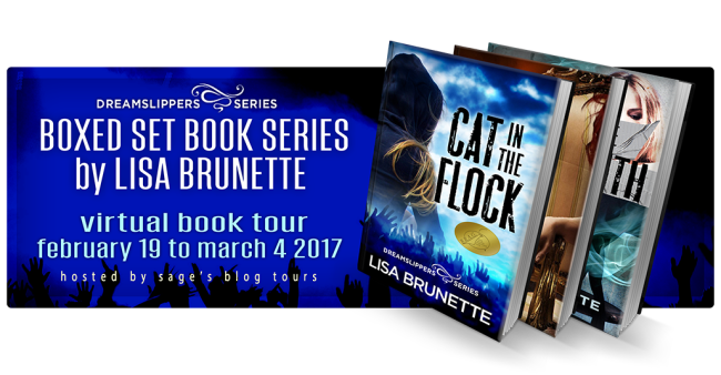 New Release! Blog Tour! The Dreamslippers Series Boxed Set