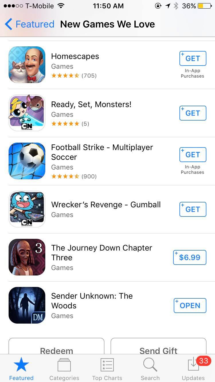 App Store Feature SU