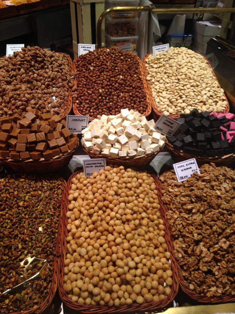 Boqu nuts