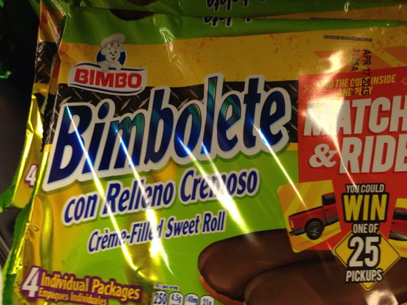 Gained in Translation: Bimbolete
