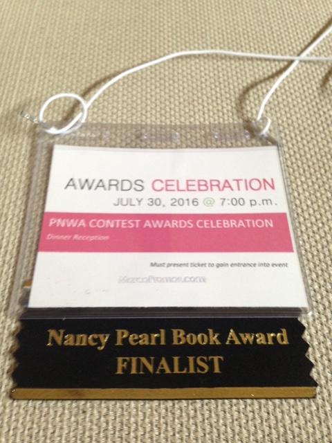 Nancy Pearl Award Ribbon