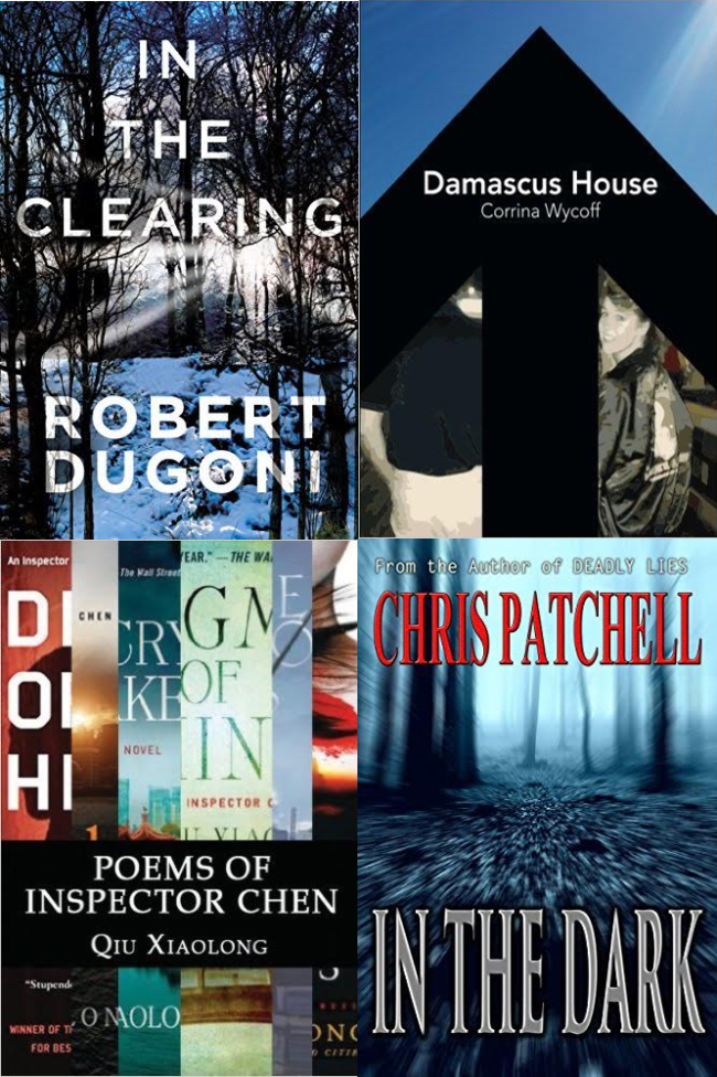 Something Mysterious: August Reading Roundup