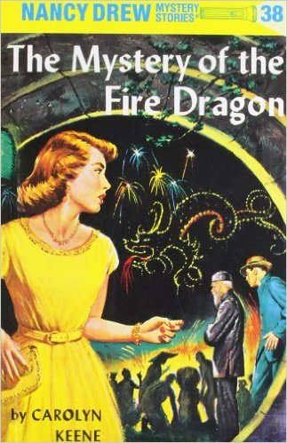Nancy drew dragon