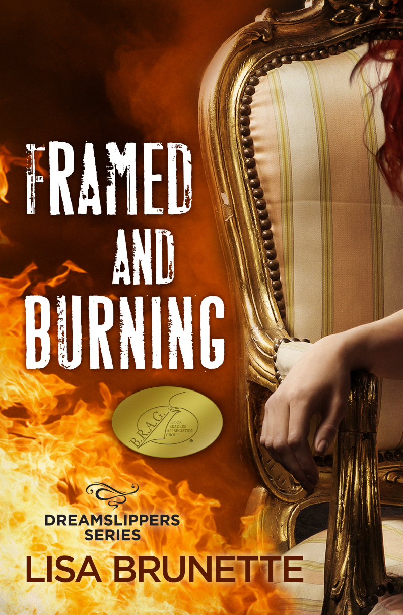 FRAMED AND BURNING IndieBRAG 2