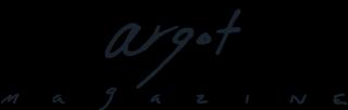 Argot magazine
