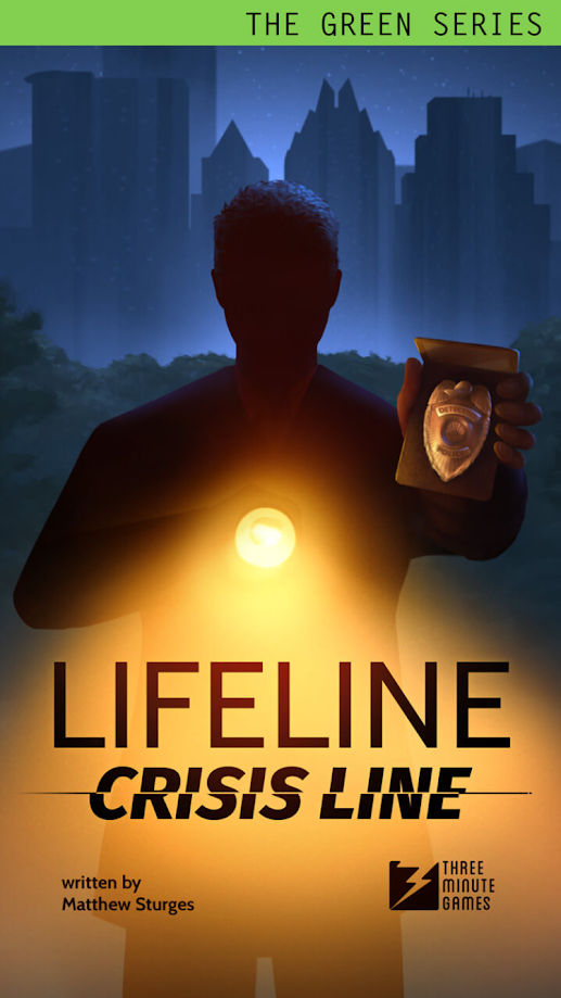 Game Review: Who Killed Jason Leder? On 'Lifeline: Crisis Line'