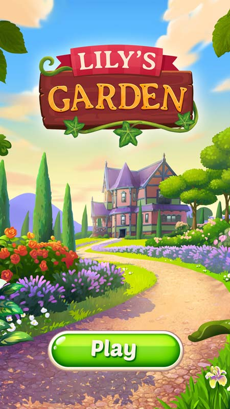 New Release: 'Lily's Garden' for Tactile Entertainment