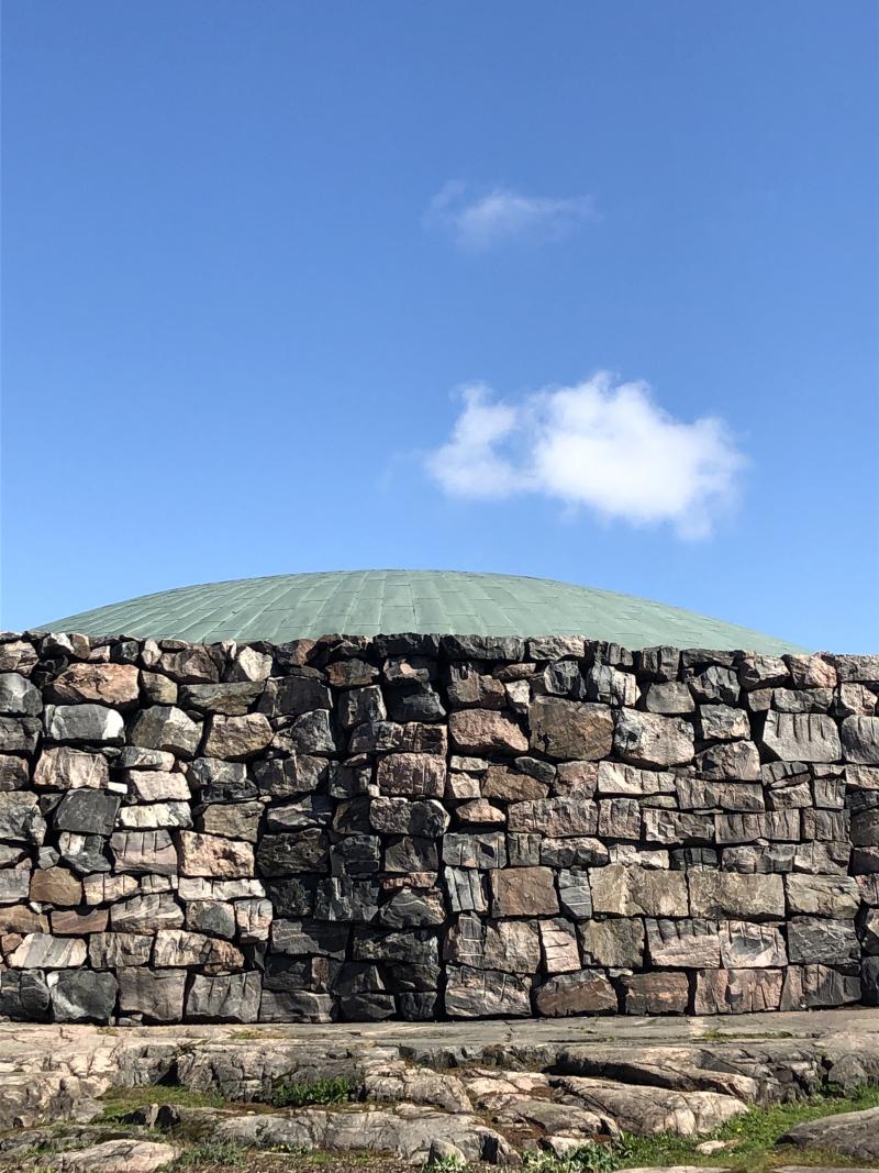 Rock exterior