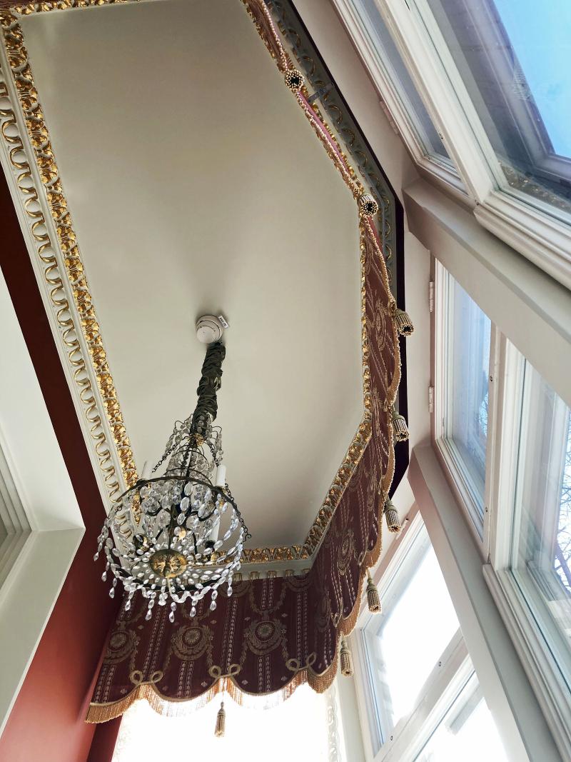 Sinebrychoff ceiling
