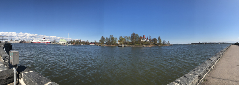 Pano waterfront