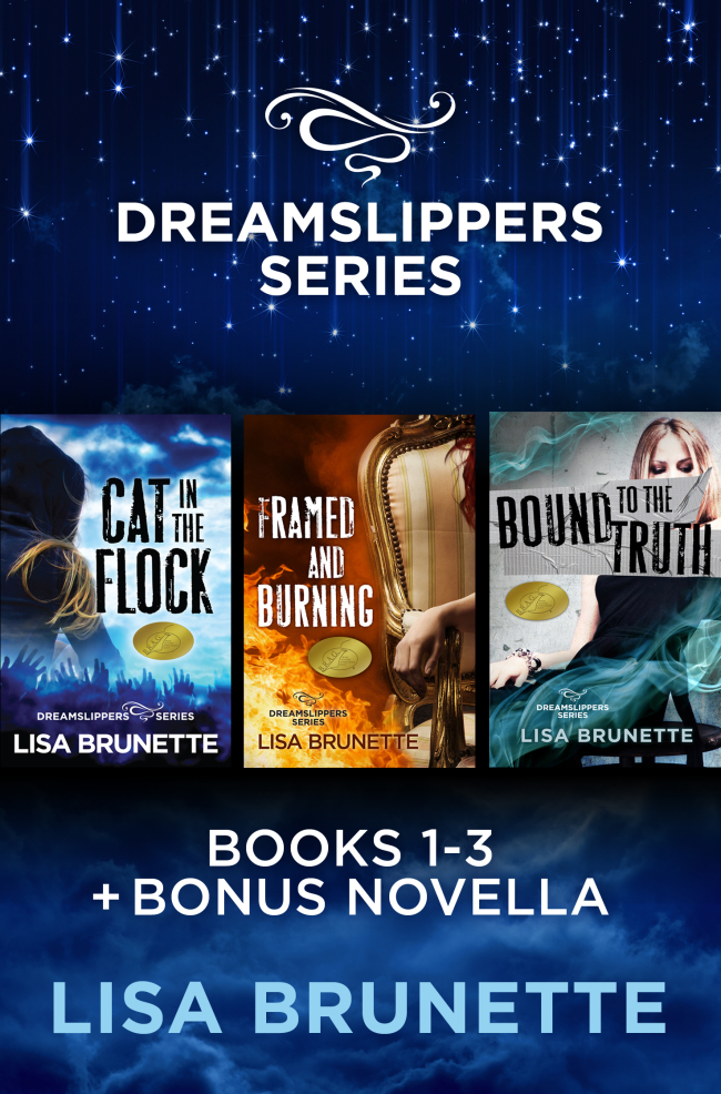 The Fifth Anniversary of the 'Dreamslippers,' a Yogi Detective Series