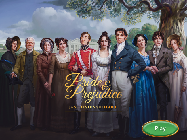 Seeking a Publisher: Jane Austen Solitaire