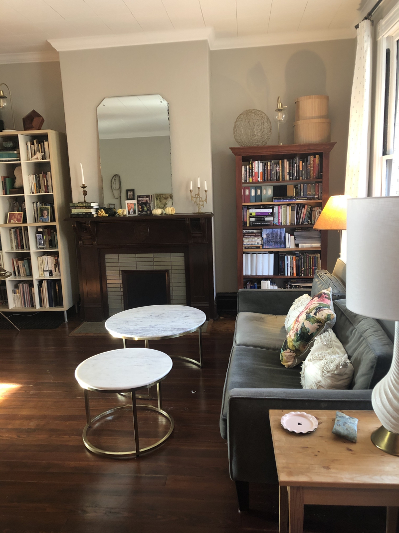 Living Room Interim Sweep