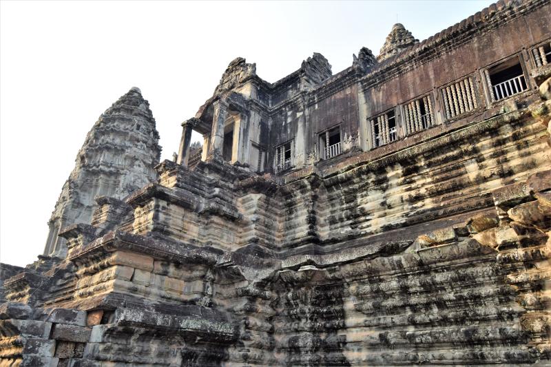 Angkor Wat _ Cambodia _ Image Credit Anne and David via Flickr
