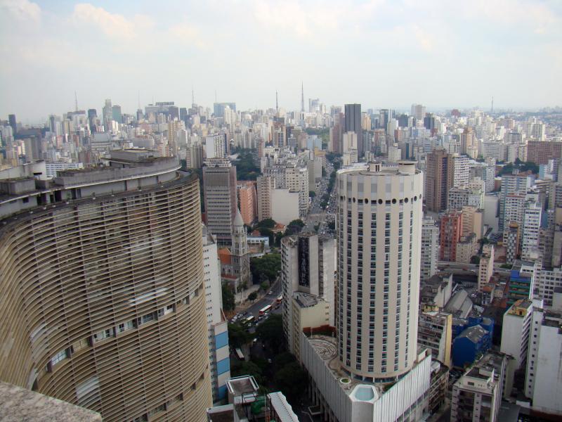 Sao Paulo by Rodrigo Soldon