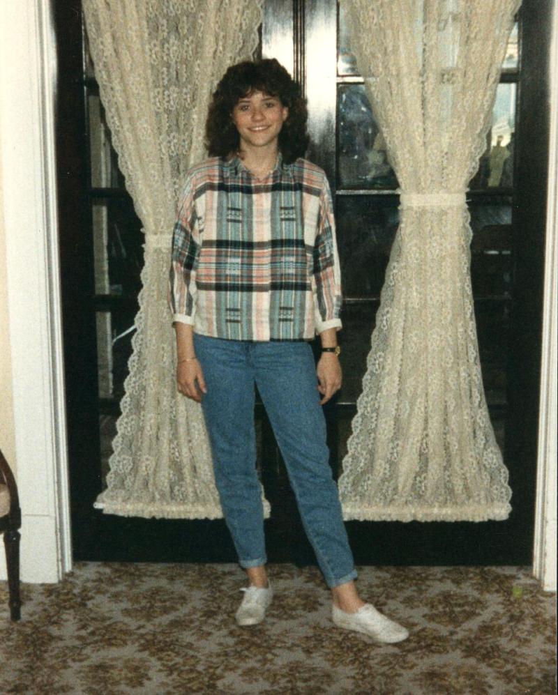 Lisa Brunette 1989