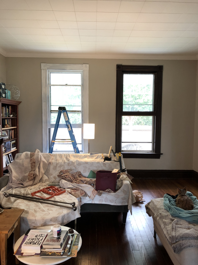Living Room Painting