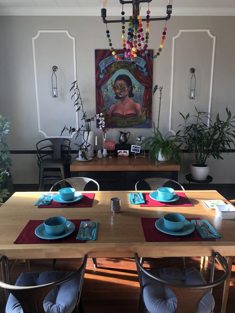 Dining Room Xmas