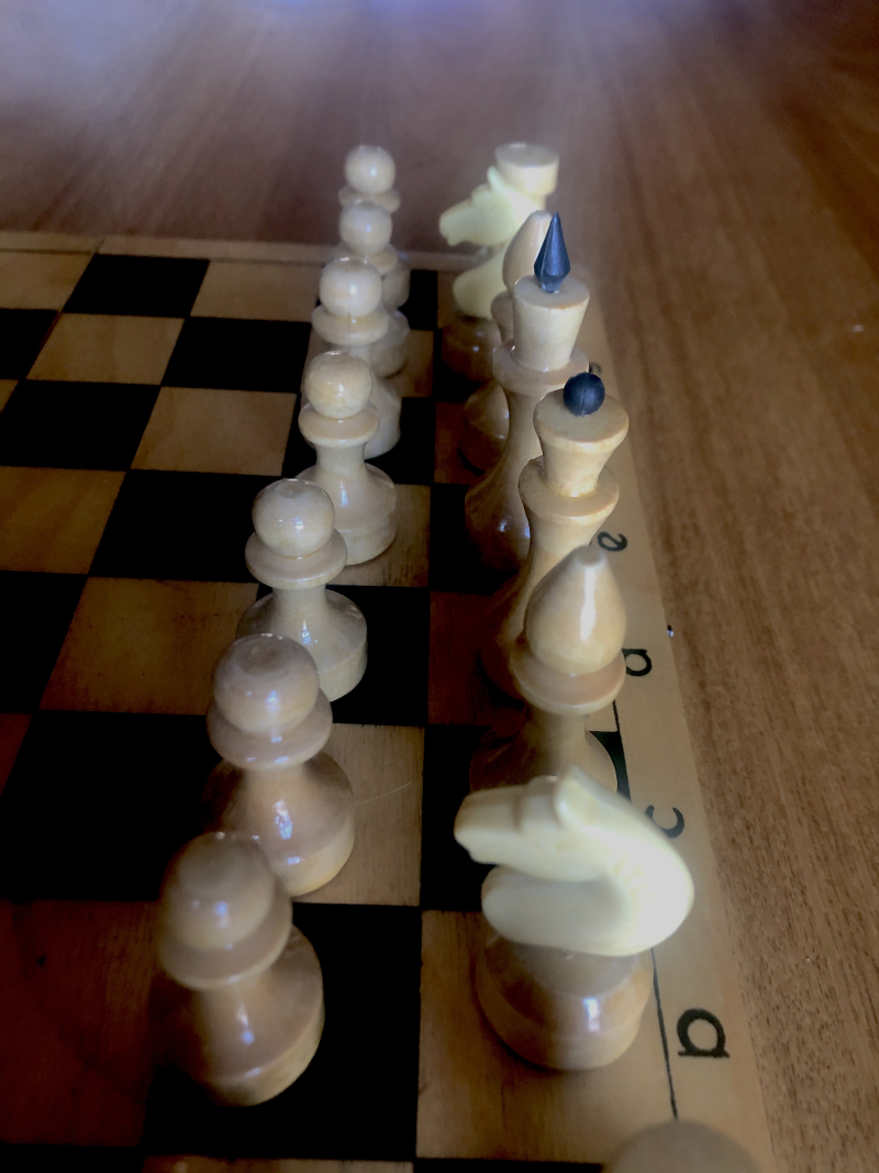 Chess Set White